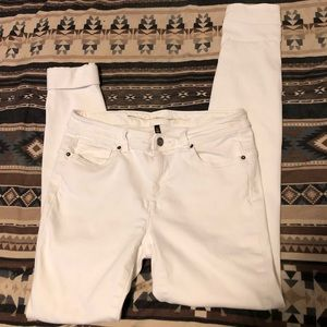 Victoria Secret White Jeggings